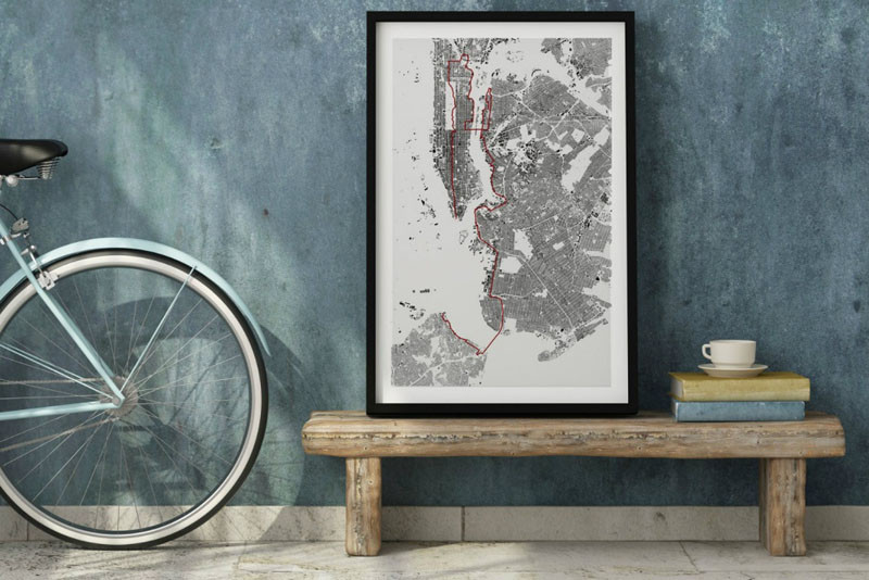 You can now turn your running or cycling path into artwork