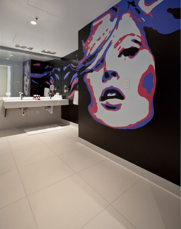 Pool Suites at the Hard Rock Hotel Las Vegas by Chemical Spaces