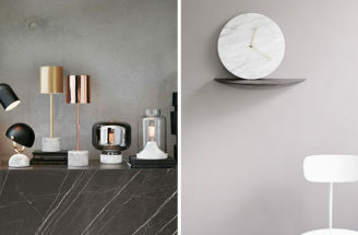 Office Decor Idea – Add A Touch Of Marble